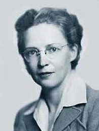 Elsie Gregory McGill