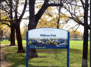 Adopt a Tree in Withrow Park